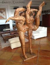 Manolo VALDÉS - Sculpture-Volume - Bailarinas
