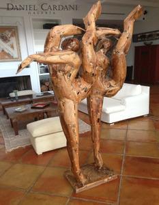 Manolo VALDÉS - Escultura - Bailarinas