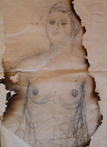 Georgs SENBERGS - Disegno Acquarello
