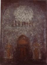 Zoran Antonio MUSIC (1909-2005) - Interno di Cattedrale (84-004-O)