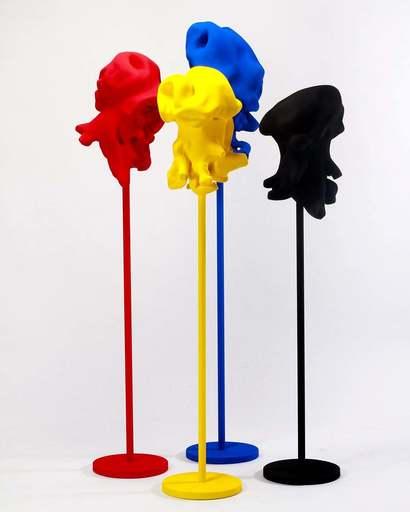 Shayne DARK - Sculpture-Volume - Windfall