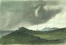 Pietro ANNIGONI - Drawing-Watercolor