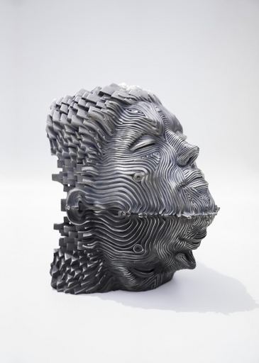 Gil BRUVEL - Sculpture-Volume - Rain