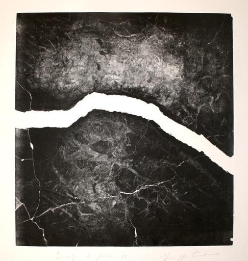 Giuseppe PENONE - Print-Multiple - Empreinte de Pierre