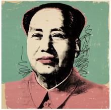 Andy WARHOL (1928-1987) - Mao