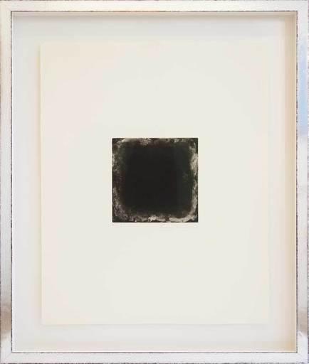 Gotthard GRAUBNER - Print-Multiple - Kissenbild I - Farbraum Schwarz