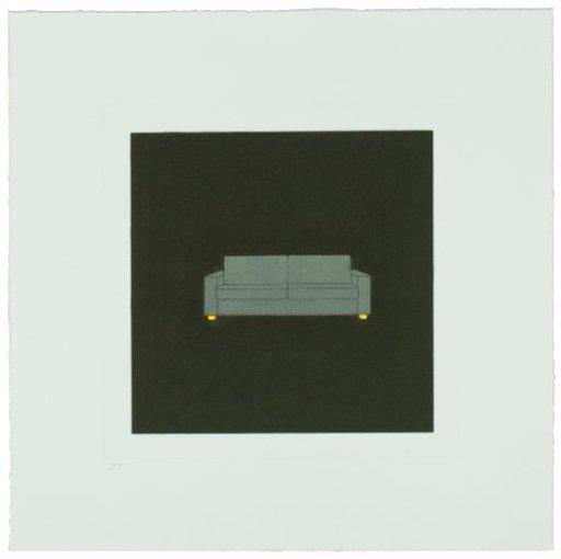 Michael CRAIG-MARTIN - Print-Multiple - The Catalan Suite I - Sofa