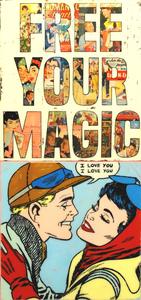 JOSEPH - Pittura - Free Your Magic