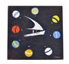 Franco FRIZZI - Painting - La nave degli Dei