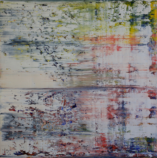 Harry James MOODY - Painting - Abstract No.415