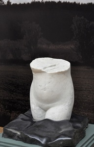 Viktor Ivanovich KORNEEV - Skulptur Volumen - Dark Water