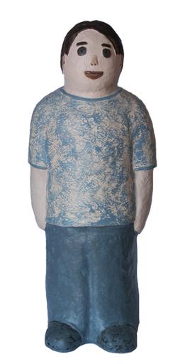 Eva ROUWENS - Skulptur Volumen - Grand frère