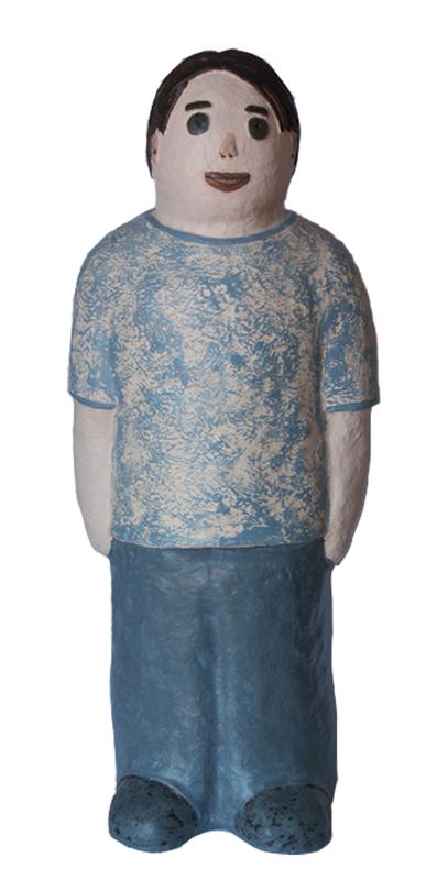 Eva ROUWENS - Sculpture-Volume - Grand frère