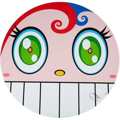 Takashi MURAKAMI - Estampe-Multiple - We are the Jocular Clan #2