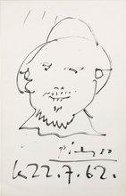 Pablo PICASSO (1881-1973) - Lucien Desmedt