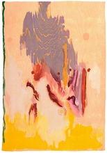 Helen FRANKENTHALER - Print-Multiple - Geisha