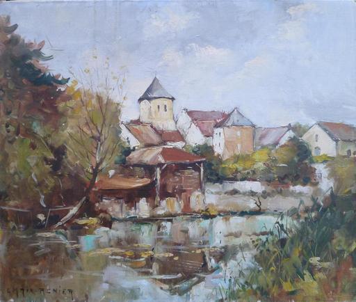 Henri RÉNIER - Peinture