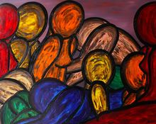 Francesco RUSPOLI - Pintura - Refuge    (Cat N° 5392)