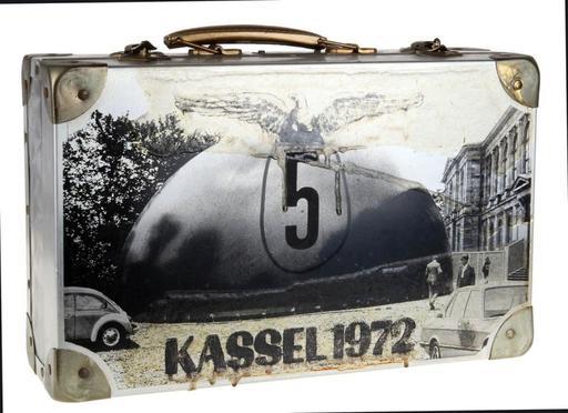 Edward KIENHOLZ - Skulptur Volumen - Documenta Kassel 1972