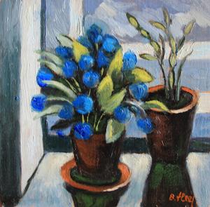 Valeriy NESTEROV - Pittura - Still life