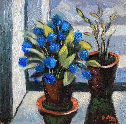 Valeriy NESTEROV - Painting - Still life