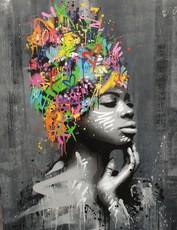 SEATY - Peinture - Kinshasa #6
