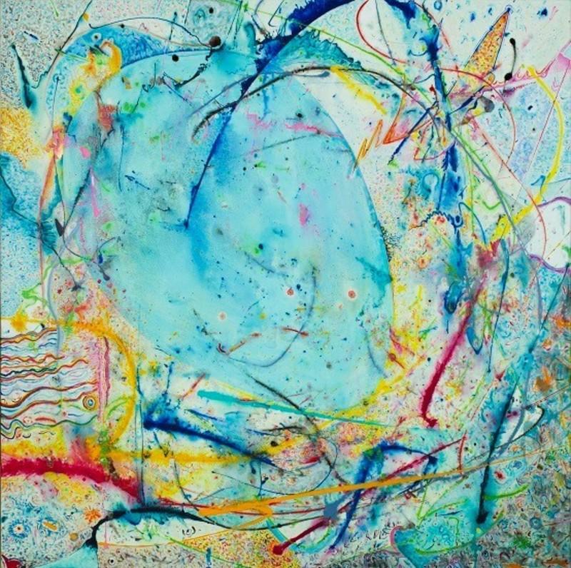 Detlef E. ADERHOLD - Painting -  Motherboard Korn/Kernel