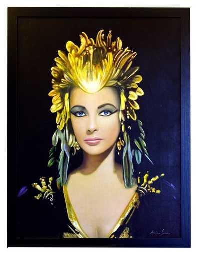 Antonio SCIACCA - Pintura - Cleopatra