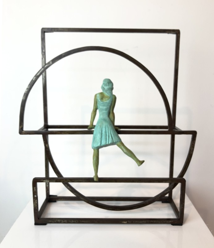 Joan ARTIGAS PLANAS - Sculpture-Volume - Rosette