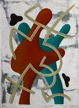 Enrique Rodriguez GUZPENA - Painting - Gamusino del miércoles