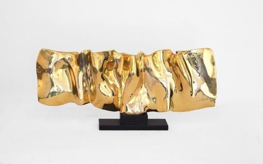 Giò POMODORO - Skulptur Volumen - Folla