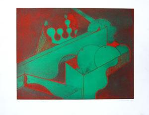 Takesada MATSUTANI - Print-Multiple - LA PROPOGATION