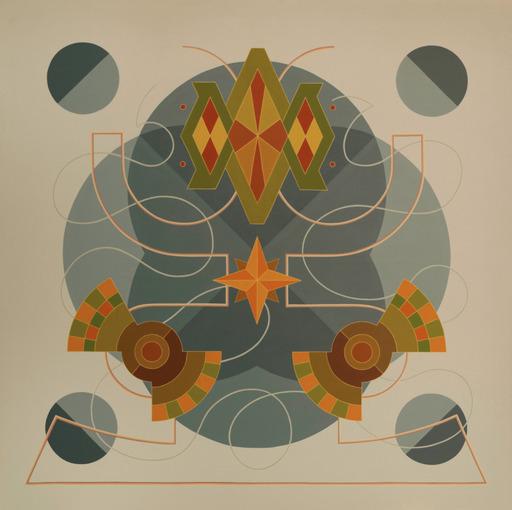 Enrique Rodriguez GUZPENA - Pittura - La forma del destino