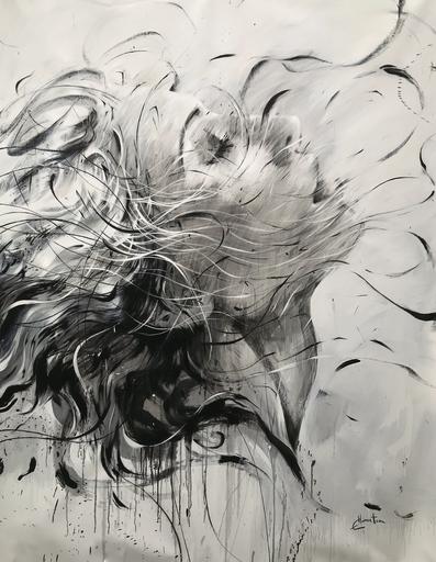 Ewa HAUTON - Pintura - Absence