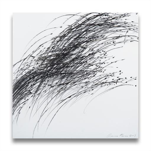 Jaanika PEERNA - Drawing-Watercolor - Storm Series (ref 844)