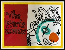 凯特•哈林 - 版画 - The Paris Review