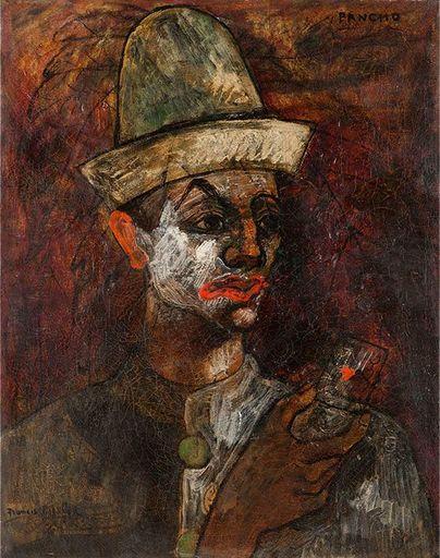 Francis PICABIA - Pintura - Pancho