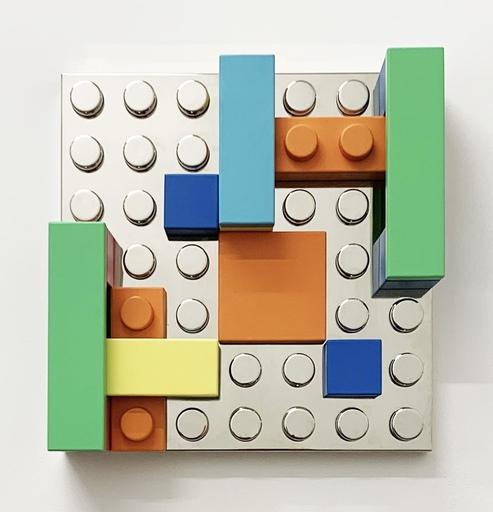 Matteo NEGRI - 雕塑 - Lego