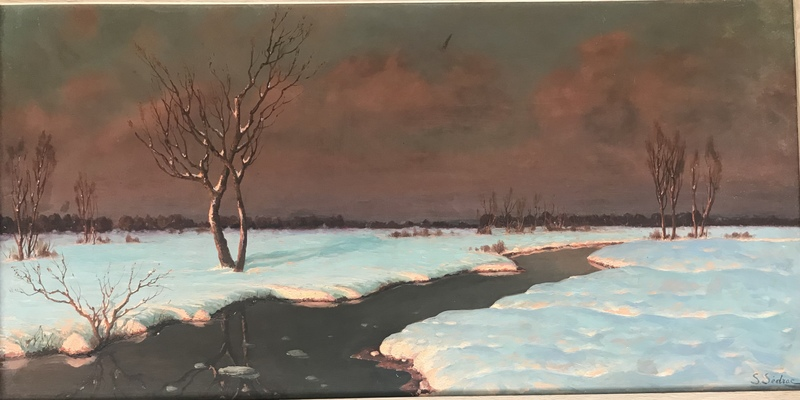 Serge SÉDRAC - Pintura