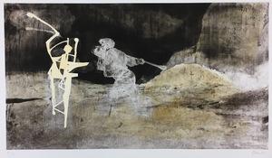 Angel HARO - Print-Multiple - Black Sound V