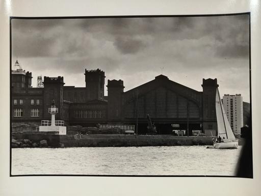 Jean Marie DE BUSSCHER - Fotografia - La Halle au port