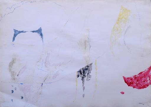 Mario RACITI - Peinture - Presenze assenze