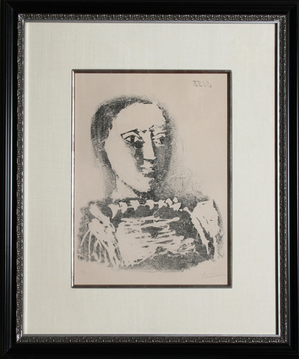 Pablo PICASSO - Print-Multiple - Le Chandail brode