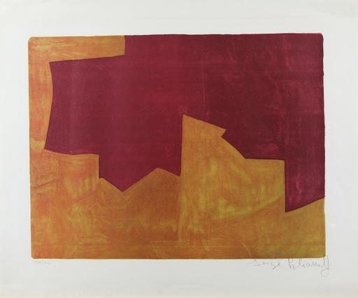 Serge POLIAKOFF - Print-Multiple