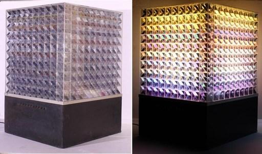 Aldo BOSCHIN - Sculpture-Volume - SENZA TITOLO