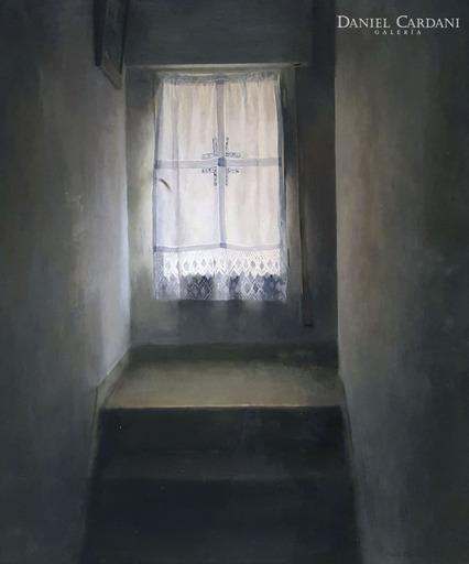 María MORENO - Pintura - La ventana