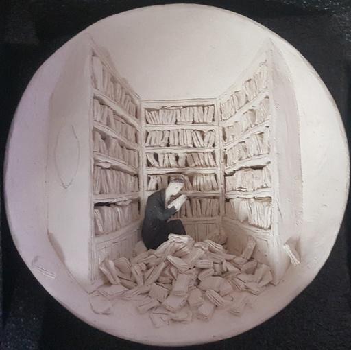 Pino DEODATO - Cerámica - Biblioteca