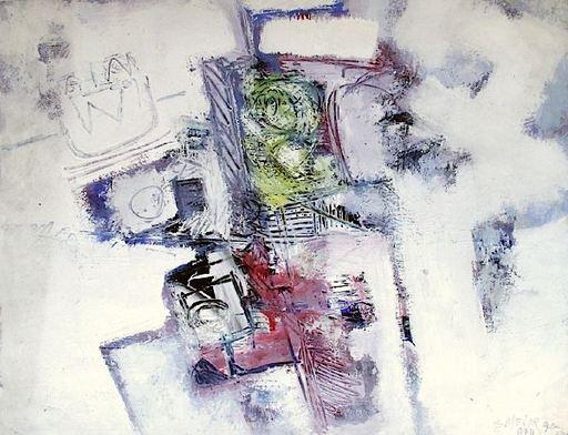 Alain SALEVOR - Drawing-Watercolor - Composition