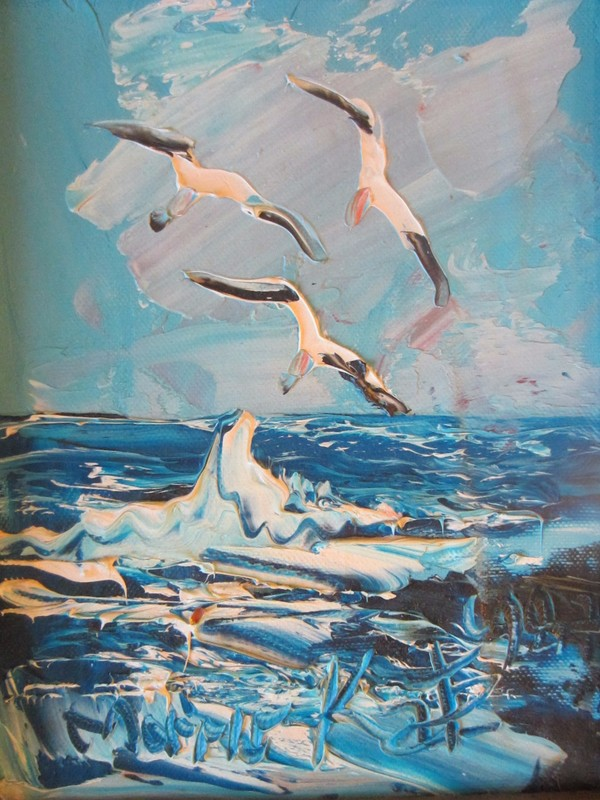 Morris KATZ - Pintura