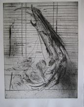 DADO - Estampe-Multiple - GRAVURE 1981 SIGNÉE AU CRAYON NUM/12 HANDSIGNED NUMB/12 ETCH